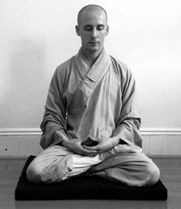 meditatie houding