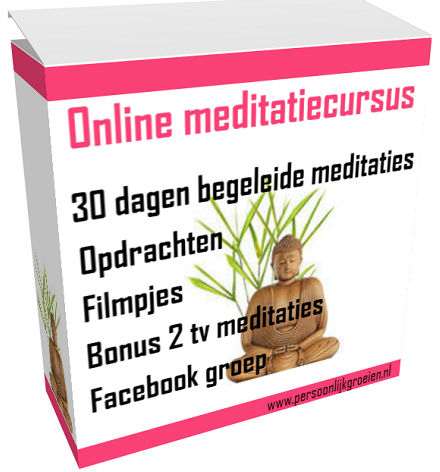 30 dagen meditatie cursus